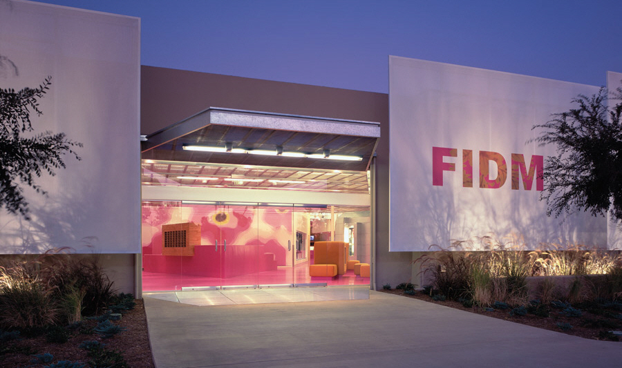 Fidm Colorful Campus 01