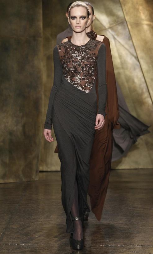 Donna Karan Fall Winter 2013 Fabulous Dresses For Any