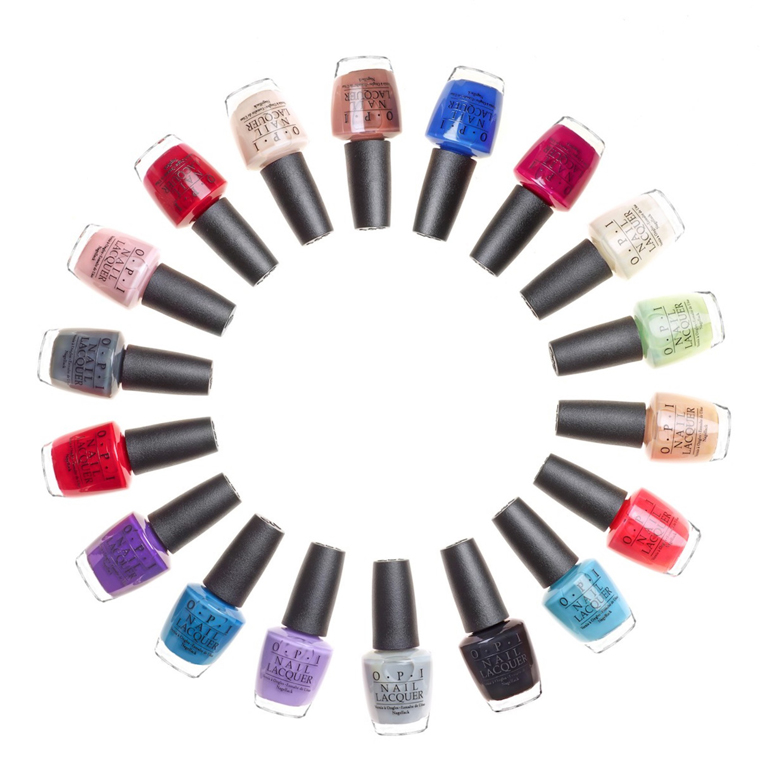 Nail Color News: Ace Hardware, OPI launched the OPI Color Palette by ...