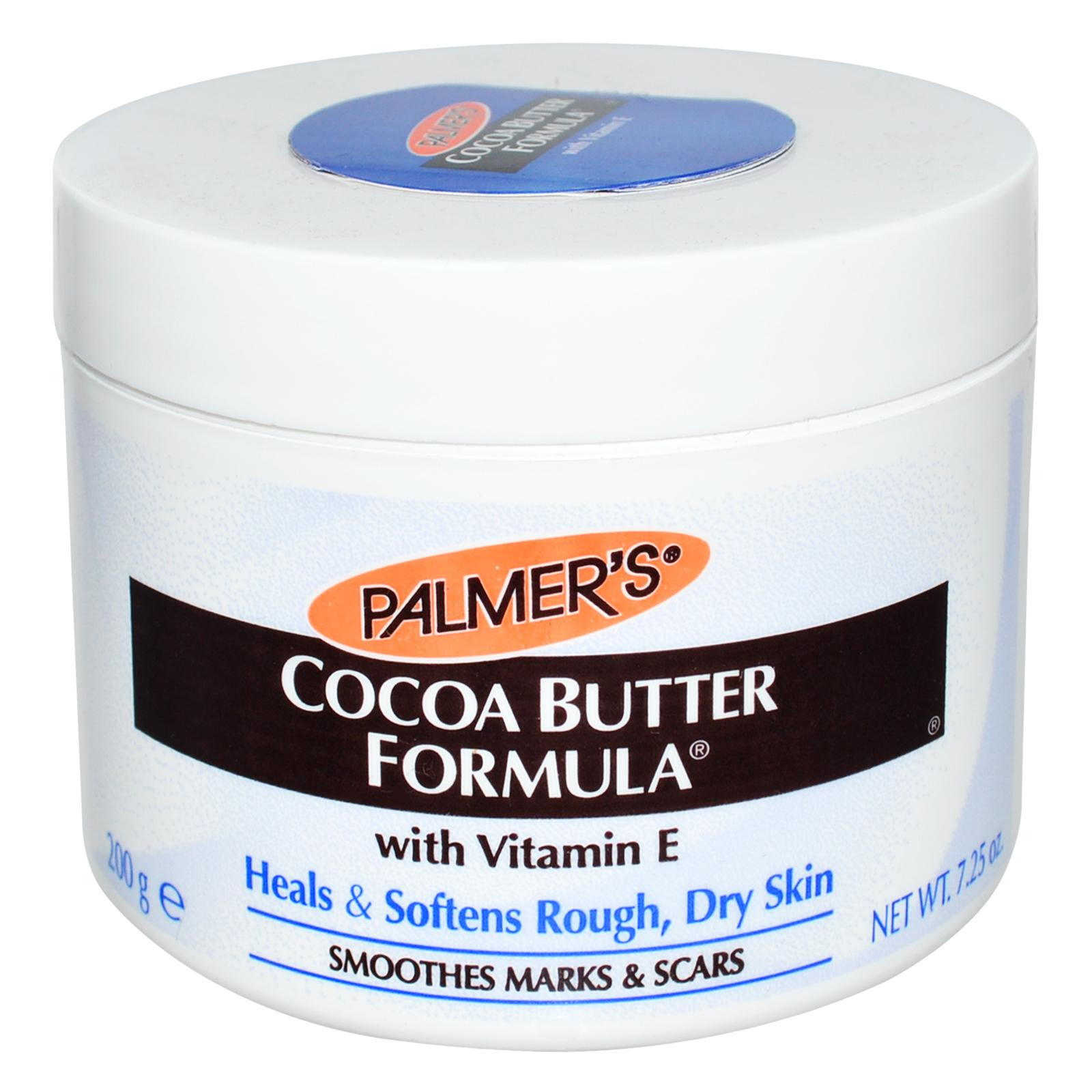 Is cocoa butter formula good for face