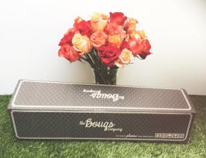 Bouq rose florals