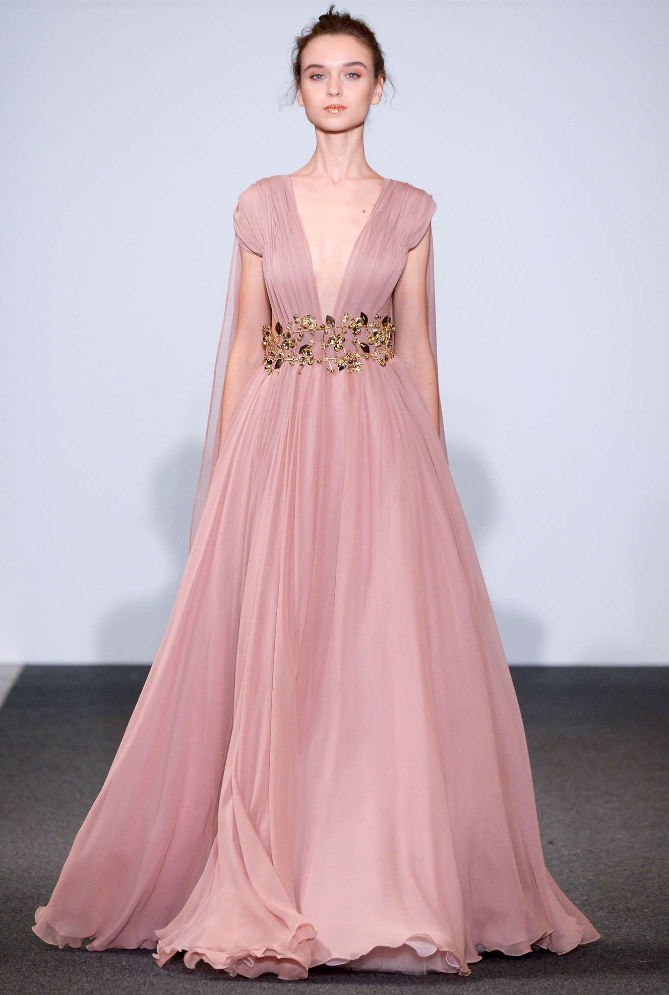 Haute couture pink dresses other dresses dressesss for Haute couture red