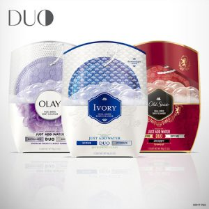 Ola DUO Dual Sided Body