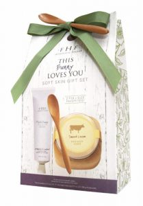 bunny loves you gift set