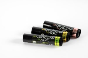 Moroccan Magic Organic Argan Lip Balm
