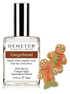 Demeter Fragrance Library Cologne Spray, Gingerbread