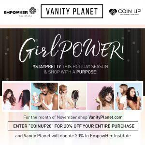 girlpower vanity planet