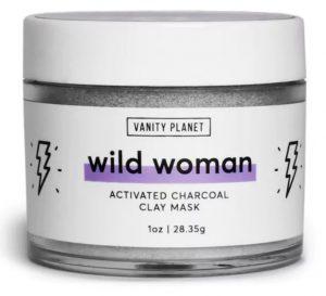 wild woman clay mask