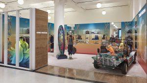 Louis Vuitton Men's Pop-Up in NYC