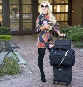 Gretchen Christine Luggage