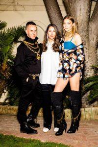 MOSCHINO, Coachella, Gigi Hadid & Jeremy Scott