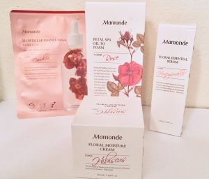 Mamonde Floral essentials
