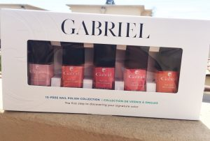 Gabriel nail polish