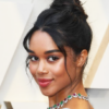 OSCARS FASHION: BlacKkKlansman's Laura Harrier