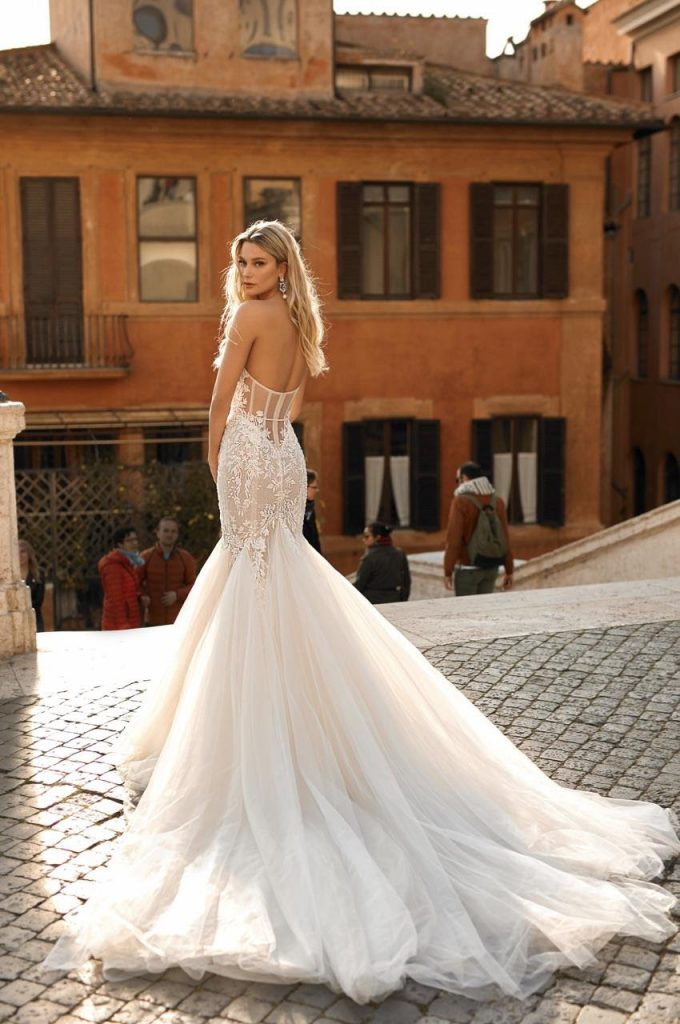 BERTA collections, wedding gowns
