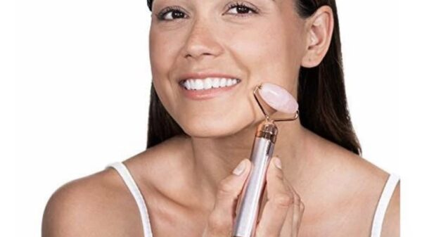 flawless contour facial roller and massage