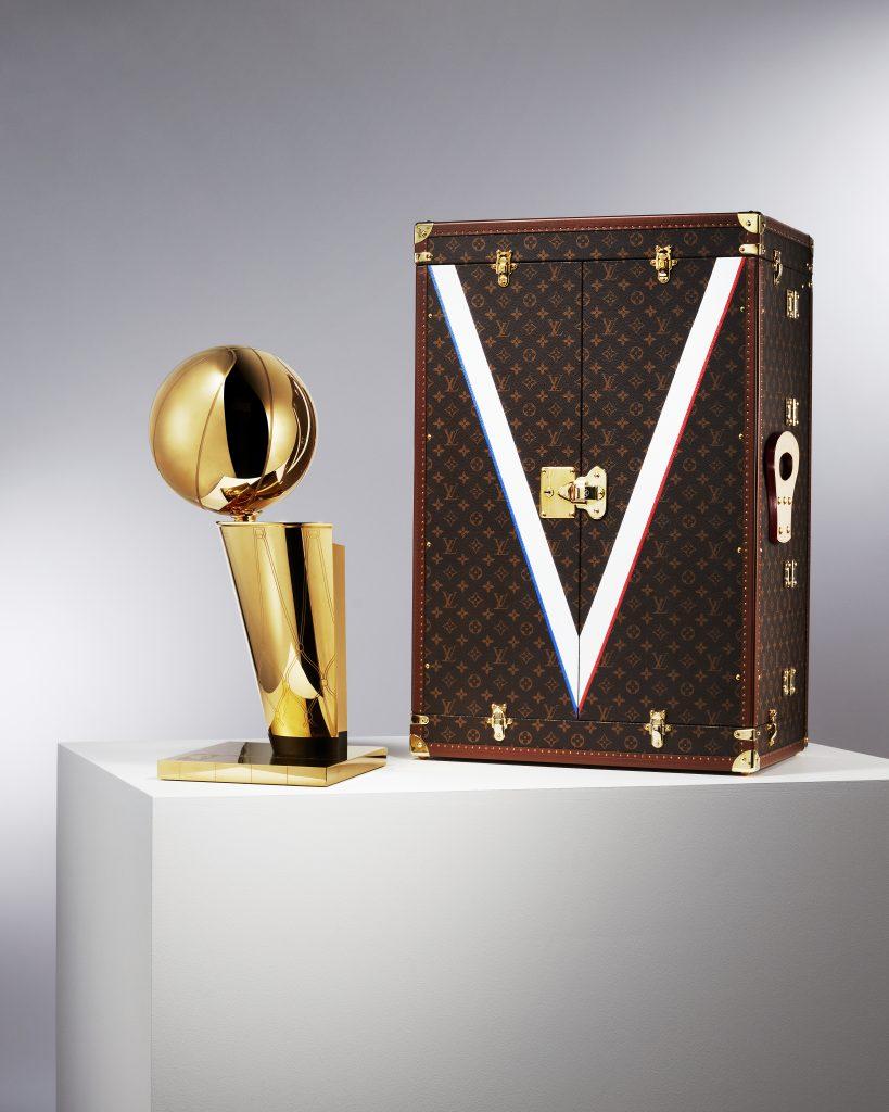 Louis Vuittton, NBA Announce Global Partnership