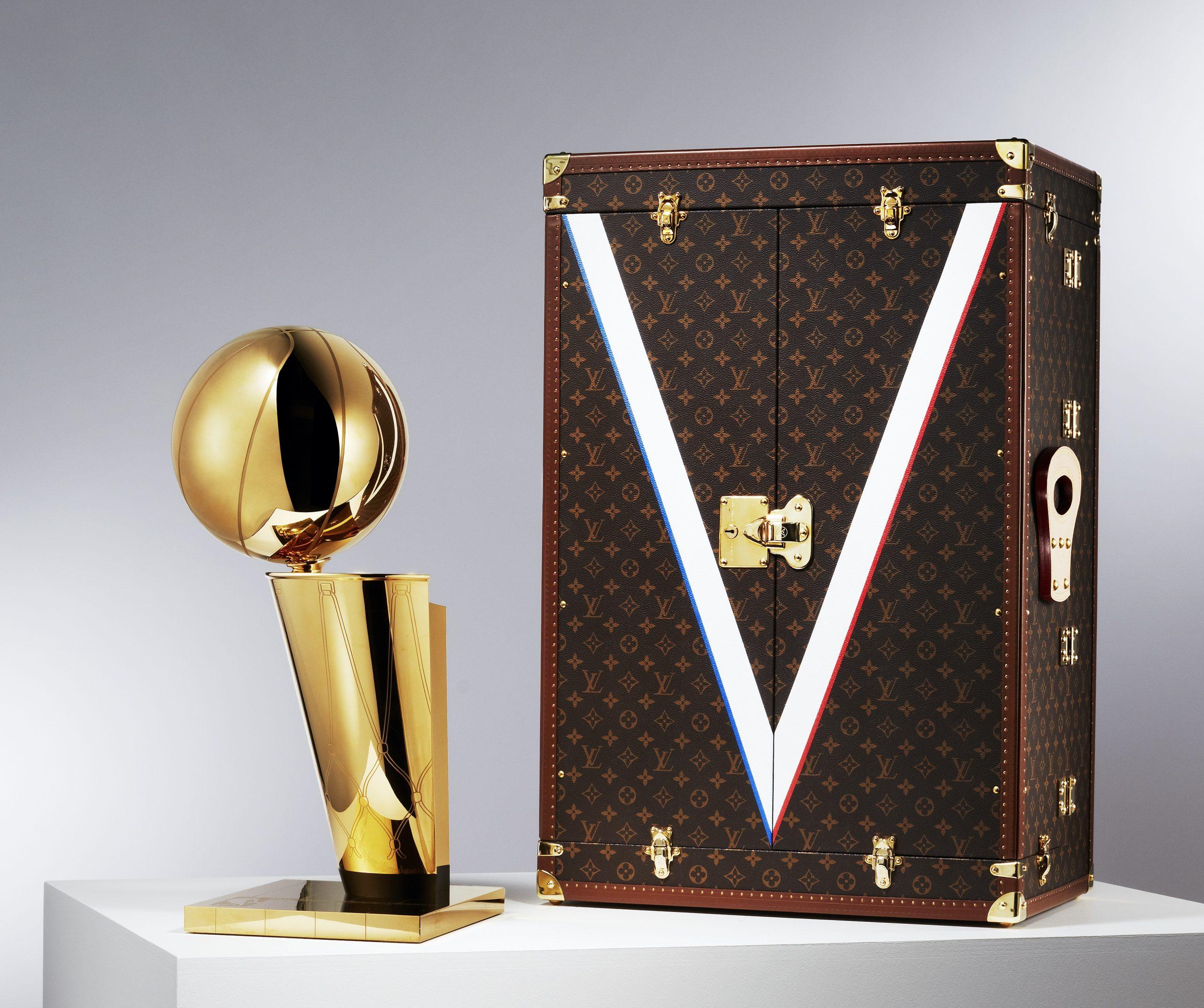 LOUIS VUITTON AND NBA