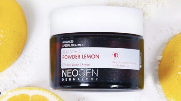 genlab real vita c powder lemon