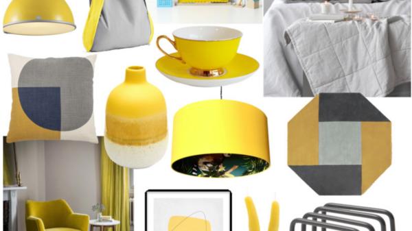 yellow pantone colors
