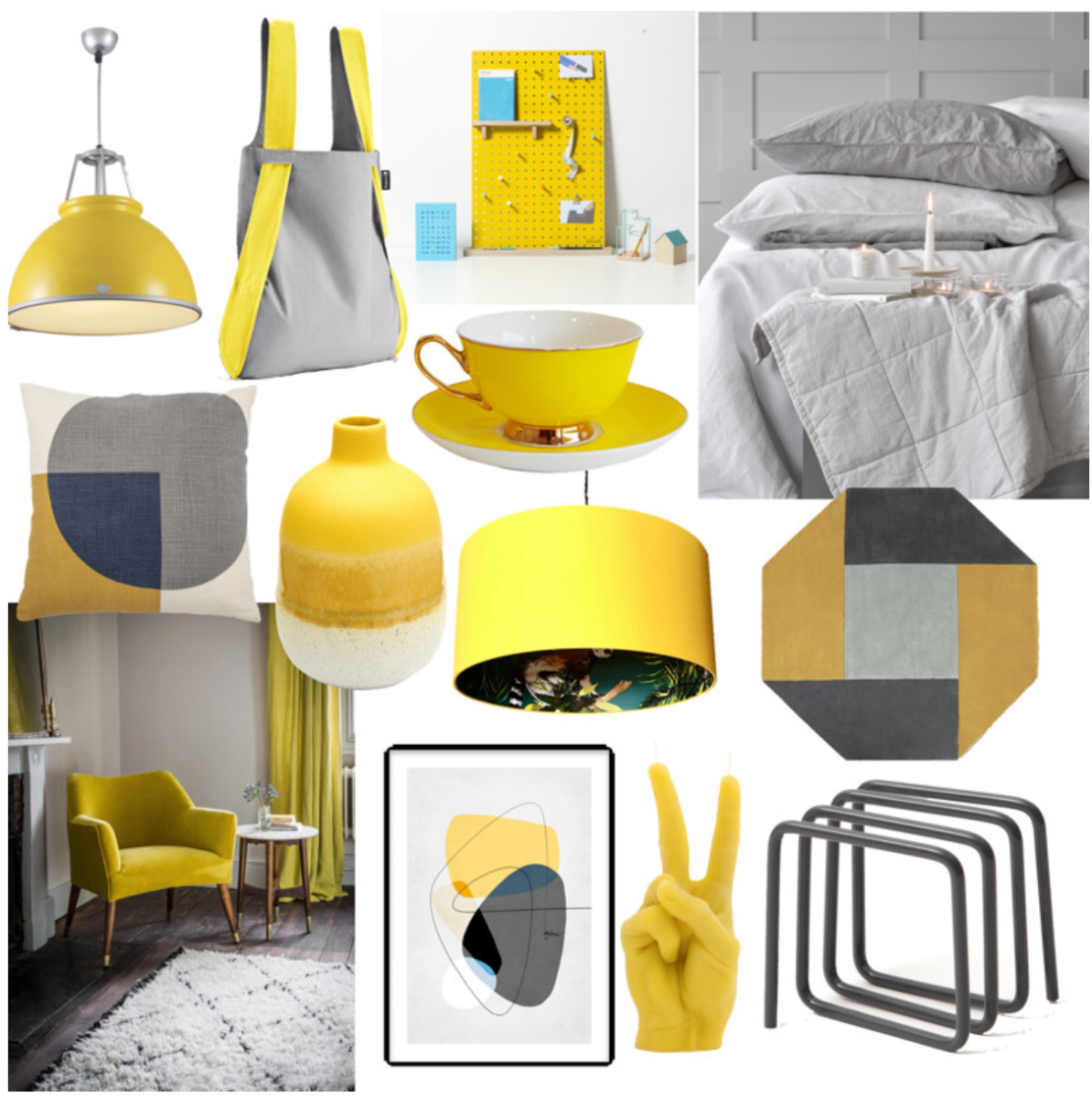 yellow pantone colors