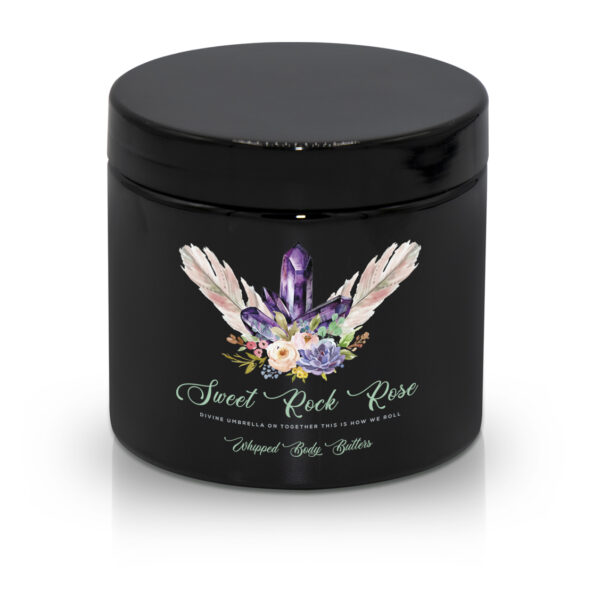 Sweet Rock Rose shea butter Oud