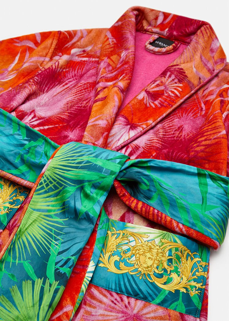 Versace robes style