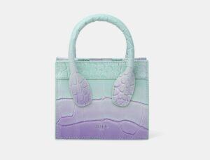 leather fab purse
