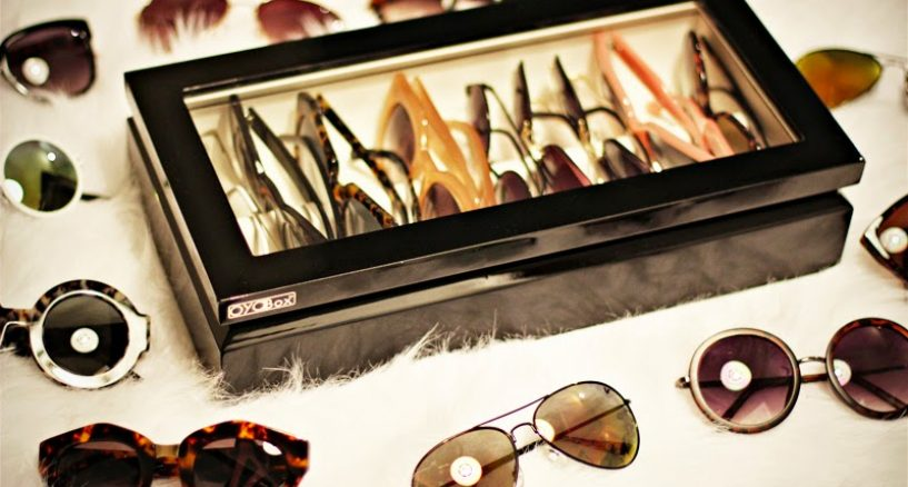 OYOBox Eyewear Organizer Made Oprah's Favorite This Holiday