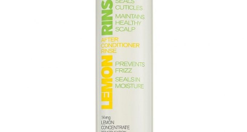 Beautiful Nutrition Lemon Rinse Gentle Clarifying Treatment