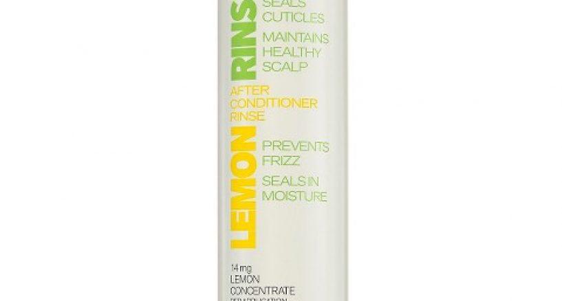 Beautiful Nutrition Lemon Rinse Gentle Clarifying Treatment