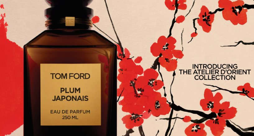 Tom Ford Fall 2013 New Scents