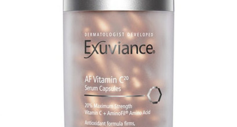 Maximum Strength Vitamin C Delivers Ultimate Anti-Aging Beauty Boost