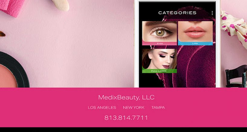 New App for the Working Makeup Artist, MedixBeauty