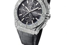 The $100,000 Oversized Mens Watch Retailing in over 100 countries Worldwide
