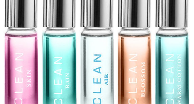 CLEAN Rollerball Layering Collection Sensation