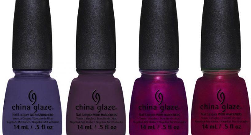 China Glaze Holiday Nail Colors - FAB FIVE LIFESTYLE