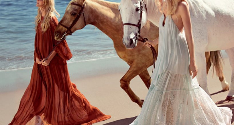 Chloe Spring 2015 Inspirations, Wistful Reflections