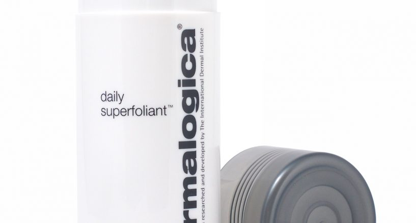 Skin So Smooth With Dermalogica daily superfoliant