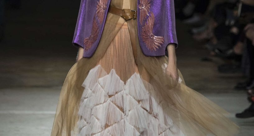 Dries Van Noten Spring Summer 2016 Collection