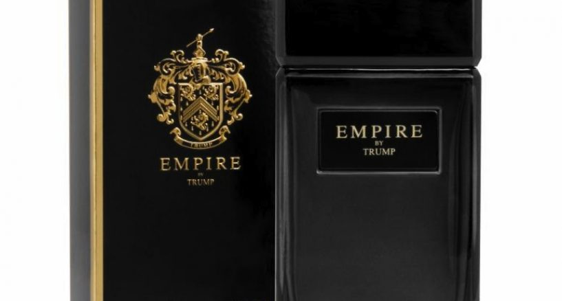 Empire Fragrance by Trump, For the Man Building an Empire