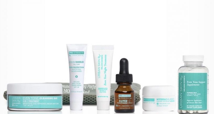Skin Beauty News: Dark Spot and Even Tone Travel Kit