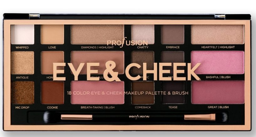 Eye & Cheek By Profusion Is The Perfect Palette On The Go