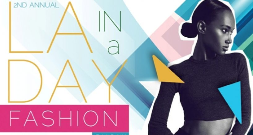 Fonzworth Bentley To Host 2nd Annual L.A. IN A DAY FASHION SHOW