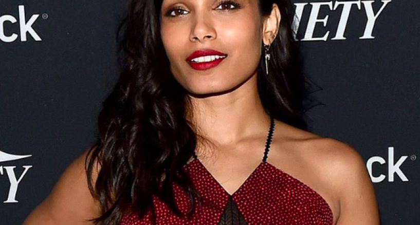 Freida Pinto, Doves by Doron Paloma earrings