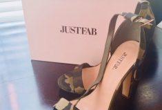 JustFab Camu Spring Shoe Appeal