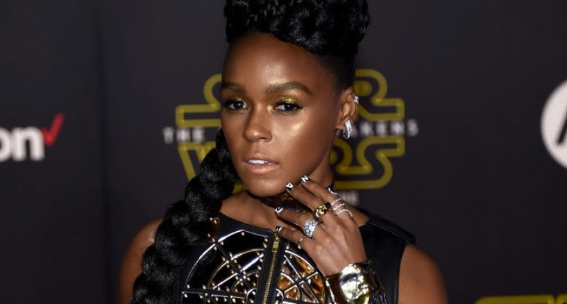 Star Wars, Janelle Monae, Red Carpet Glam