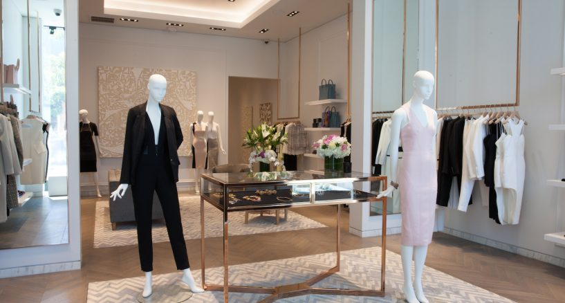 Kimora Lee Simmons Launches The KLS Boutique In Beverly Hills