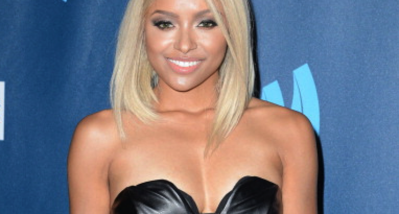 Vampire Diaries Star Kat Graham Shines In Vahan
