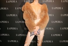 Kendall Jenner, LA PERLA Fall/Winter 2017 ready-to-wear collection